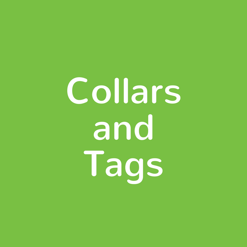 Collars and Tags